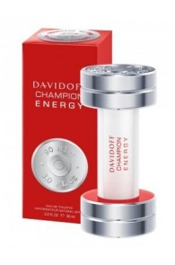 Champion Energy By  Davidoff for men