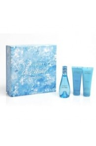 Cool Water 3 piece Gift Set By Davidoff For Women