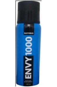 ENVY - NITRO 1000 DEO SPRAY 140ml (For Men)