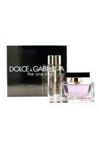 Dolce & Gabbana The One Collection Coffret Gift Set of Women (Set of 3) (Import Only)