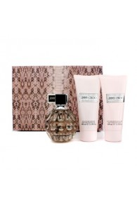 Jimmy Choo Jimmy Choo Coffret Gift Set for Women (Set of  3) (Import Only)