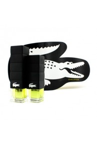 Lacoste Challenge Coffret Gift Set for Men (Set of 2 ) (Import Only)