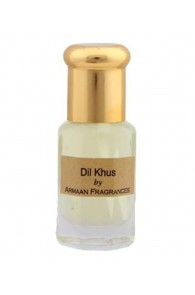 Dil Khus Natural Attar by Armaan Attar Man and Women-5 ml