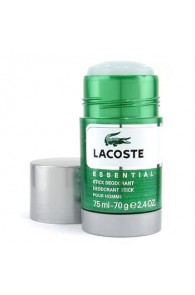 Lacoste Essential Deodorant Stick-75 ml (Import Only)