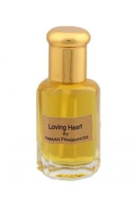 Armaan Loving Heart Natural Fragrance 10ml With A Free 2.5ml Pack Of Natural Fragrance Attar Worth Rs. 50