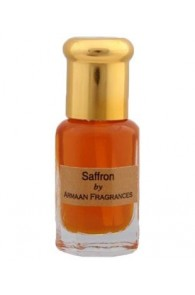 Armaan Saffron Attar 5ml With A Free 2.5ml Pack Of Natural Fragrance Attar Worth Rs. 50