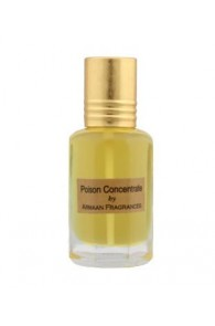 Armaan Poison Concentrate Natural Fragrance (10 ml) + Free Natural Ffragrance Worth Rs 50 (2.5 ml)