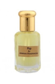 Armaan Pop Natural Fragrance 10ml With A Free 2.5ml Pack Of Natural Fragrance Attar Worth Rs. 50