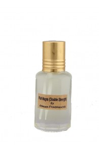 Ruh Mogra (Double Strength) Attar by Armaan 10ml + free 2.5ml 100% natural perfume concentrate worth Rs.50/-