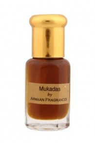 Mukadas Attar by Armaan 5 ml + free 2.5ml 100% natural perfume concentrate worth Rs.50/-