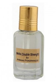 Motia(Double Strength) Attar by Armaan 10ml + free 2.5ml 100% natural perfume concentrate worth Rs.50/-