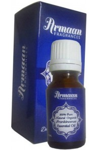 Armaan 100% Pure Natural Organic Frankincense Essential Oil  (15 ml)