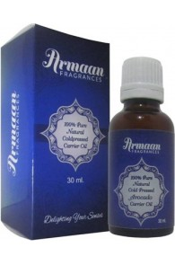 Armaan 100% Pure Natural Coldpressed Avocado Carrier Oil  (30 ml)