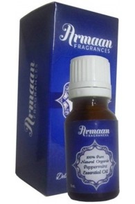 Armaan 100% Pure Natural Organic Peppermint Essential Oil  (15 ml)