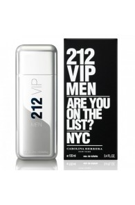 212 Vip Men By Carolina Herrera For Men