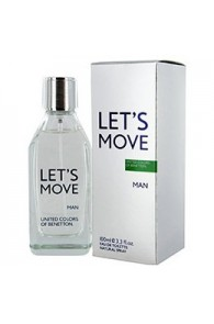 Let's Move By Benetton for men