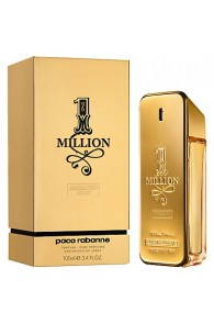 1 Million Absolutely Gold By Paco Rabanne EDT -100ml For Men (Import Only)