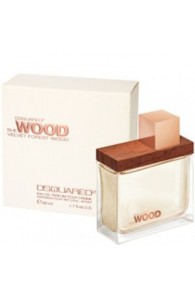 She Wood Velvet Forest Wood By DSQUARED² for women