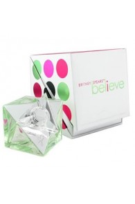 Britney Spears Believe Eau De Parfum Spray-100 ml (Import Only)