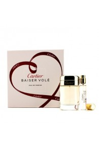 Cartier Baiser Vole Coffret gift set (set of 2) (Import Only)