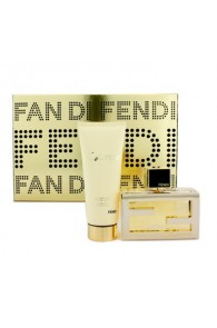 Fan Di Fendi Coffret Gift Set for women (Set of 2) (Import Only)