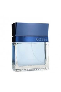 Guess Seductive Blue Eau De Toilette Spray for Men-100 ml (Import Only)