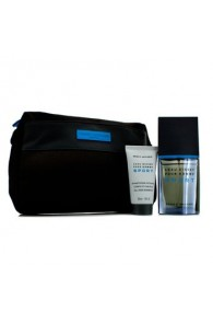 Issey Miyake L'Eau d'Issey Pour Homme Sport Coffret Gift Set for Men (Set of  2) (Import  Only)
