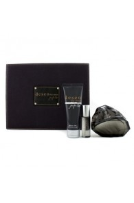 J. Lo Deseo For Men Coffret Gift Set (Set of 3) (Import Only)