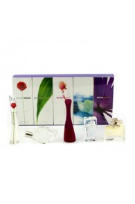 Kenzo Miniature Coffret Gift Set for Women (Set of 5) (Import Only)