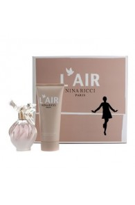 Nina Ricci L'Air Coffret  Gift Set for Women (Set of  2) (Import Only)