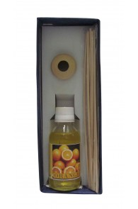 Air Freshner Reed Diffuser - Orange
