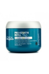 L'OREAL Professionnel Expert Serie - Pro-Keratin Refill Correcting Care Masque (For Damaged Hair) 200ml