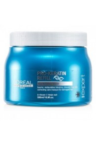 L'OREAL Professionnel Expert Serie - Pro-Keratin Refill Correcting Care Masque (For Damaged Hair)500ml