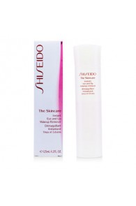 SHISEIDO The Skincare Instant Eye & Lip Makeup Remover  Size: 125ml