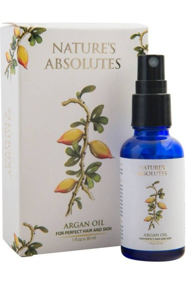 Nature's Absolutes Pure Moroccan Argan Oil - 30 ml