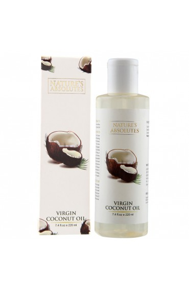 Nature's Absolutes Coconut oil-220ml